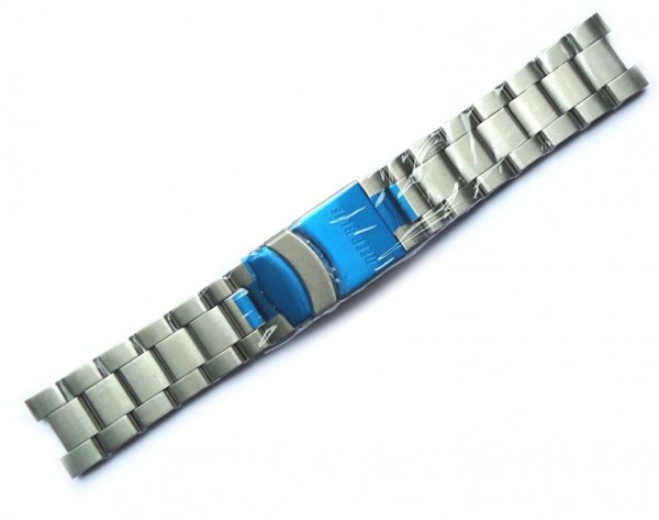 Deep Blue Master 2000 Edelstahl-Armband