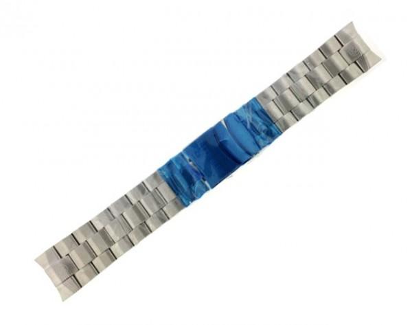 Deep Blue BlueTech Abyss Edelstahl-Armband