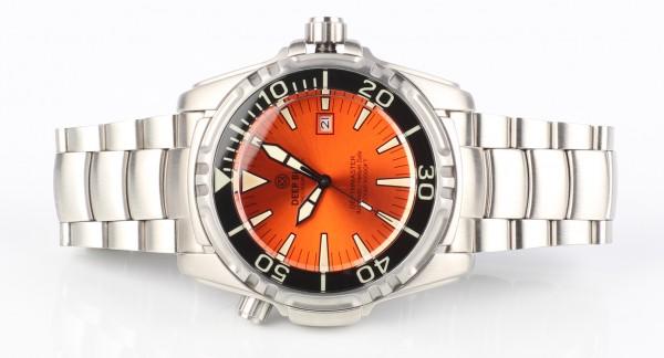 Deep Blue Depthmaster 3000m Orange