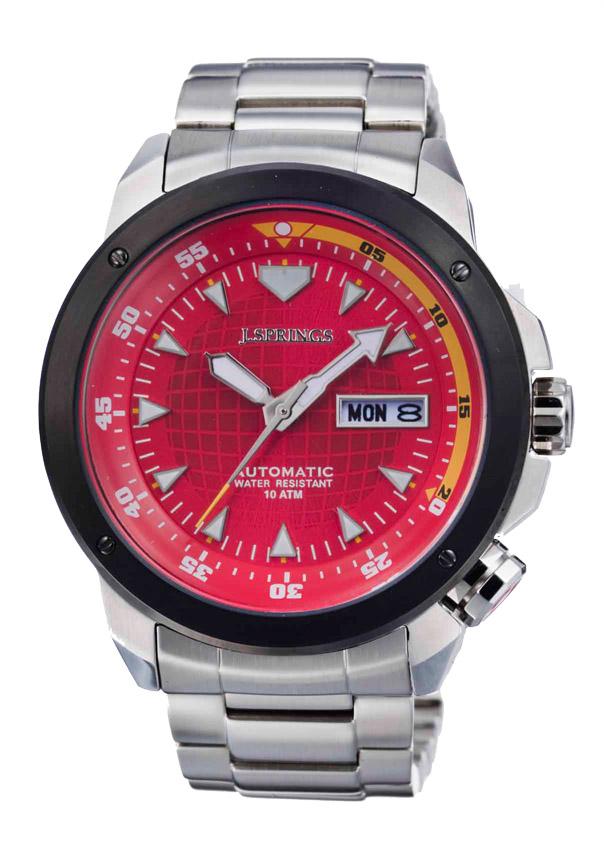 J Springs Uhren