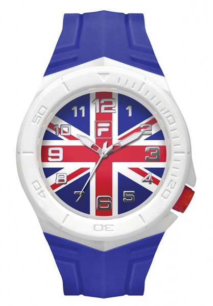 FILA CASUAL 38-072-011 Armbanduhr Großbritannien