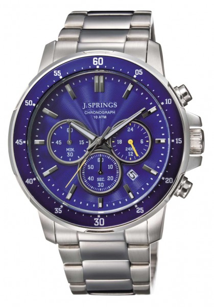 J.Springs BFC002 Competitive Chronograph