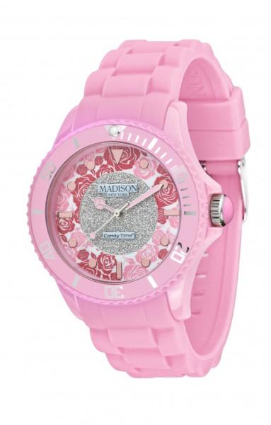 Madison New York Flower Power Pink U4617-23