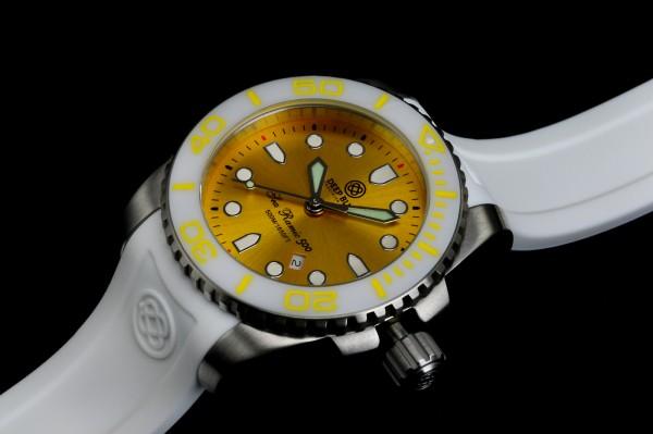 Deep Blue SeaRamic 500m Yellow