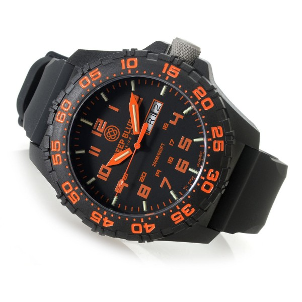 Deep Blue Diver DN Diver H3 Orange