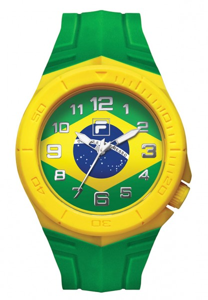 FILA CASUAL 38-072-002 Armbanduhr Brasilien