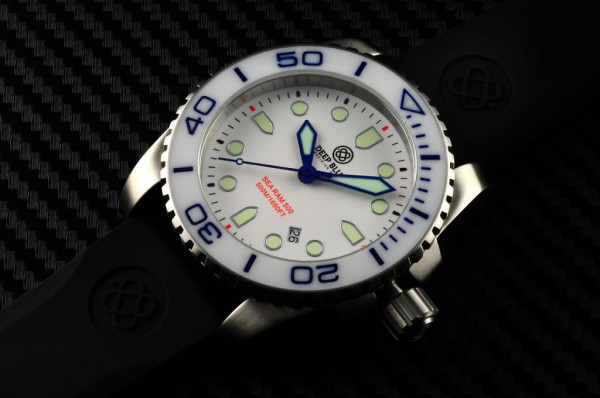 deep blue sea ram diver  white blue timestoreorg