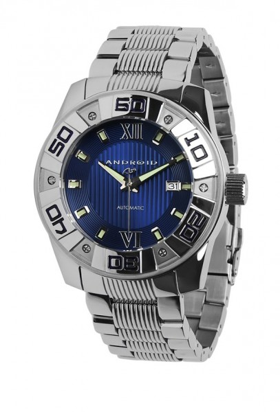 ANDROID AD707ABU Antigravity Automatic Blue