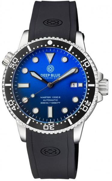 Deep Blue Master 1000 II Gradient Light Blue Matt
