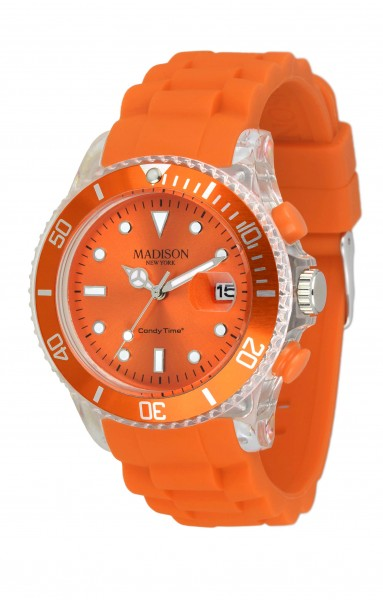 Madison New York U4399-04 Flash Orange