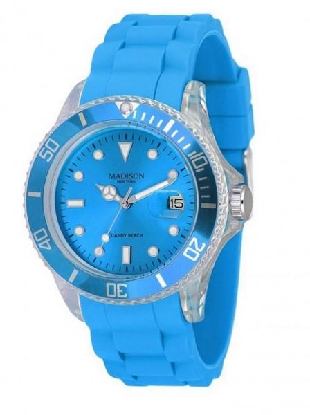 Madison New York Time Beach Blau U4357K2