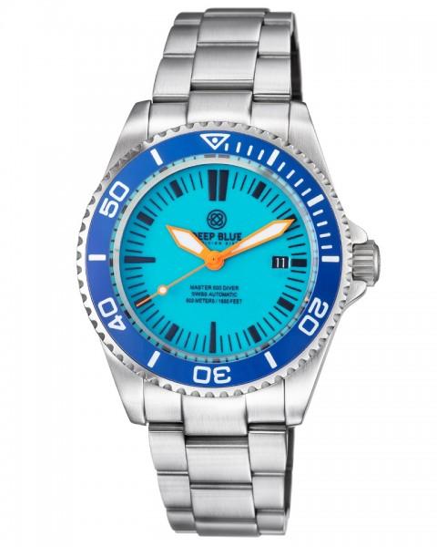 Deep Blue Master 500 Blue Lume