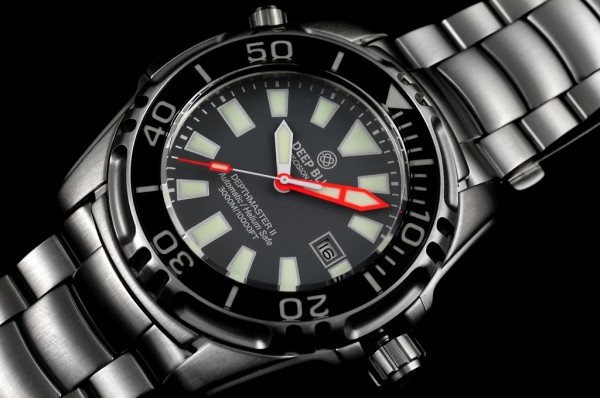 Deep Blue Depthmaster II 3000m Grey