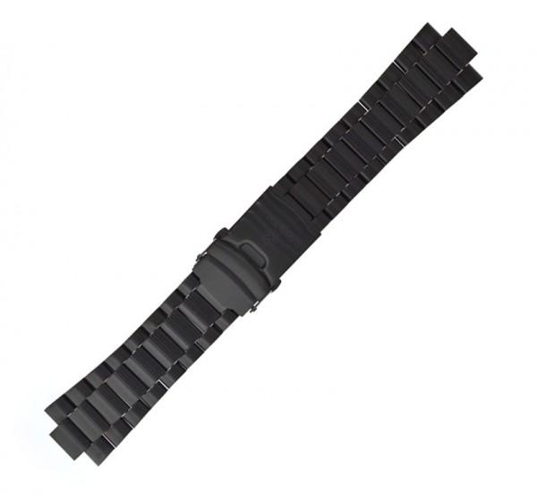 Deep Blue Sea-Sun Diver Edelstahl-Armband 24mm PVD