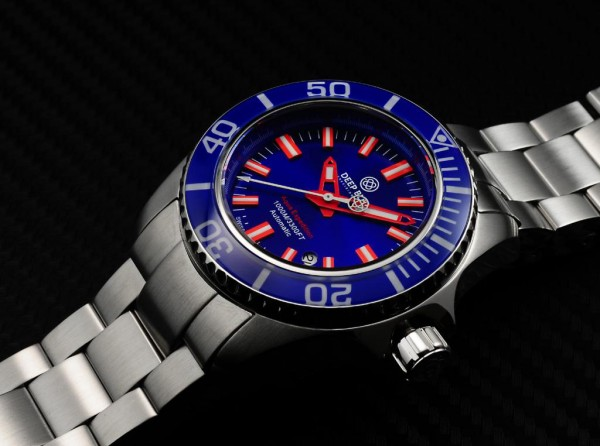 Deep Blue Aqua Expedition 1000m Blue