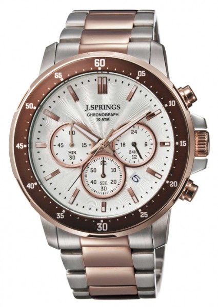 J.Springs BFC003 Competitive Chronograph