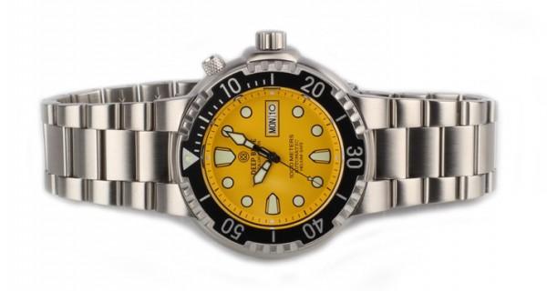 Deep Blue Sea Diver 1000m Yellow