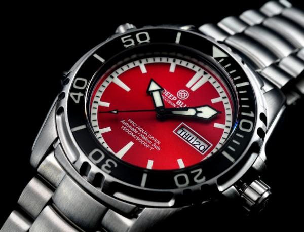 Deep Blue Pro Aqua 1500m Red