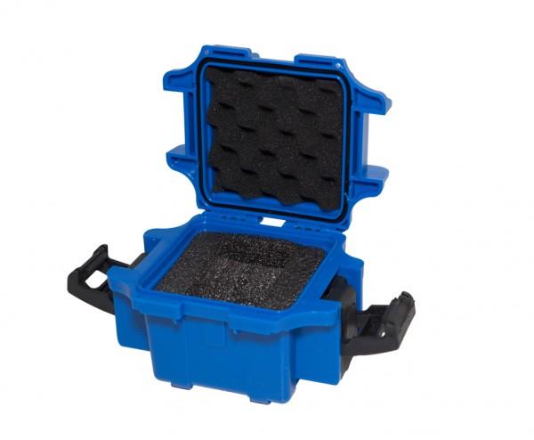 Invicta Stoßfester Uhrenkoffer Blue 1