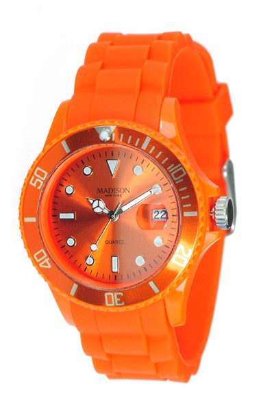 Madison New York U4167-041 Orange