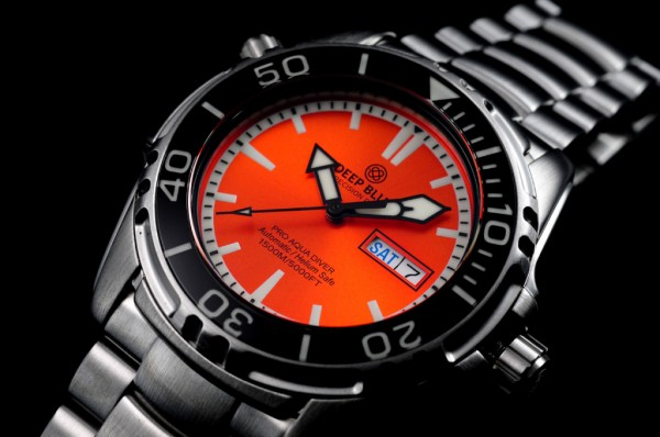 Deep Blue Pro Aqua 1500m Orange