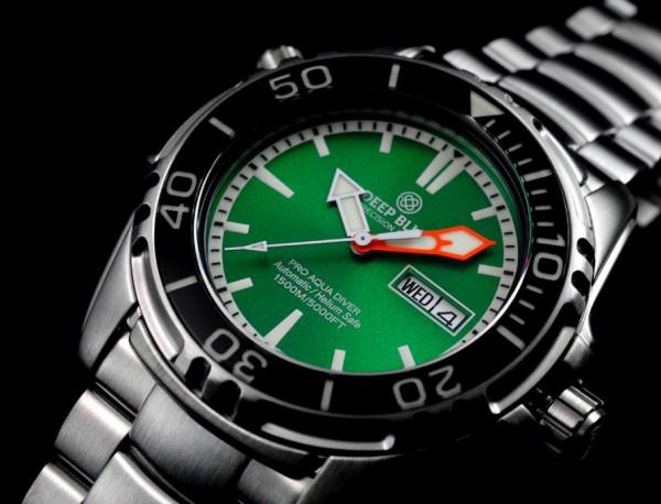 Deep Blue Pro Aqua 1500m Green