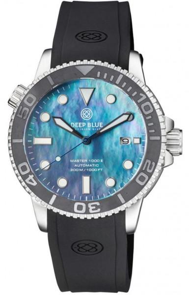 Deep Blue Master 1000 II Platinium MOP II
