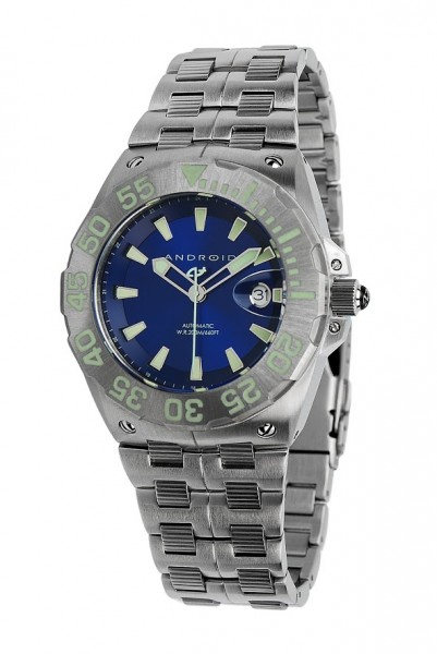 ANDROID AD718BBU Corsair Automatic Blue