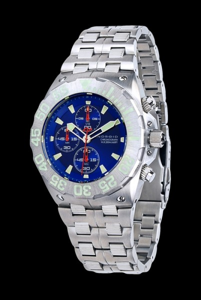 ANDROID AD723BBU Corsair Chrono Blue